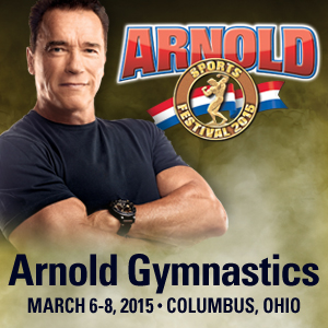 arnold gymnastics meet results 2012